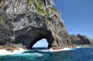 Hole in the Rock, Bay of Island